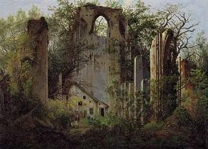 Redonner vie aux ruines ...