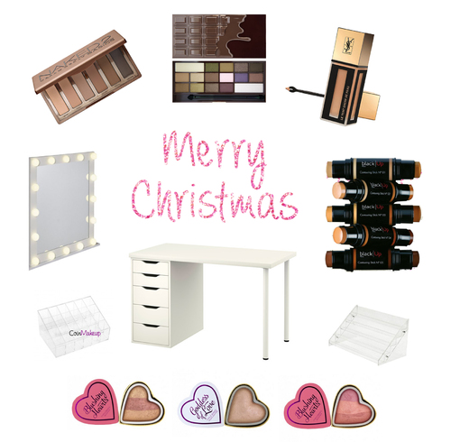 Wishlist de Noël, Laeti Beauty, Blog Beauté, Make Up