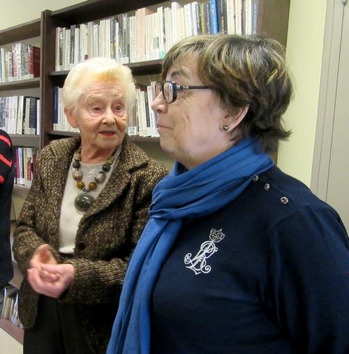 Le Zonta Club a offert des livres à la Bibliothèque pour Tous de Châtillon sur Seine...