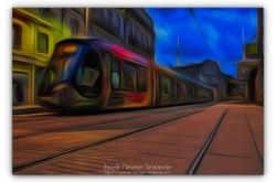 Tramway Montpellier