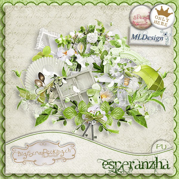 "Collab "" Esperanzah "" by ML Designs et S.Designs"