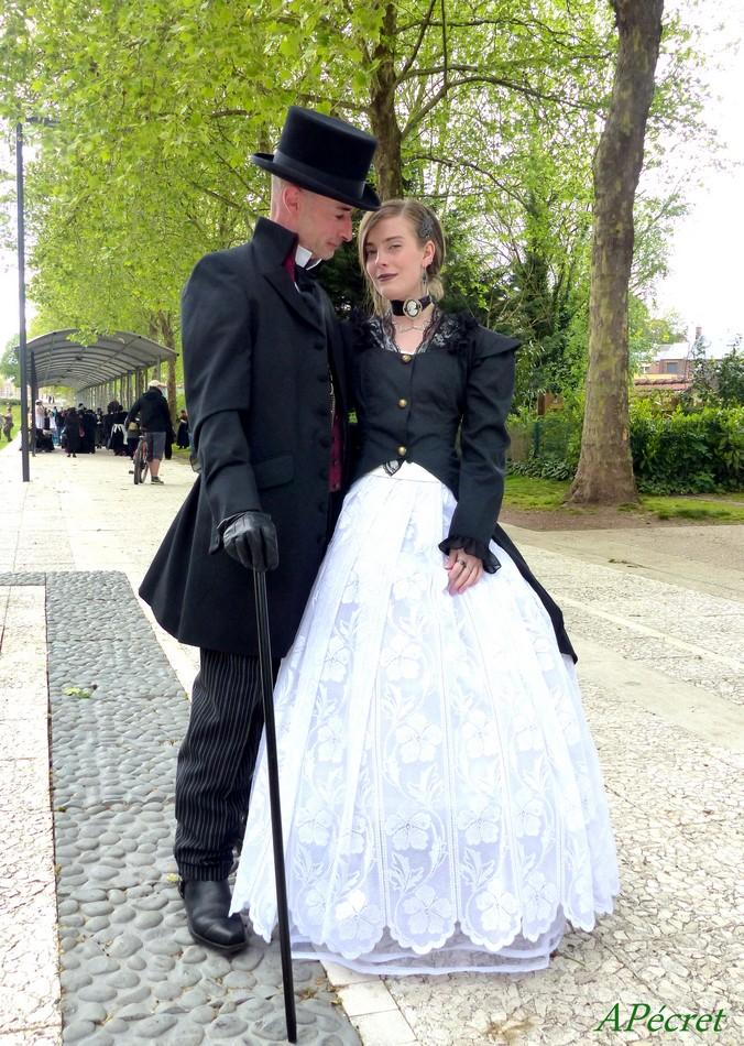 Pique nique Victorien à Amiens
