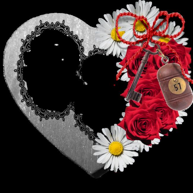 Cadre pour la St Valentin