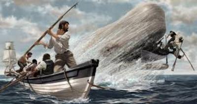 Herman Melville - Moby Dick ou la Baleine blanche