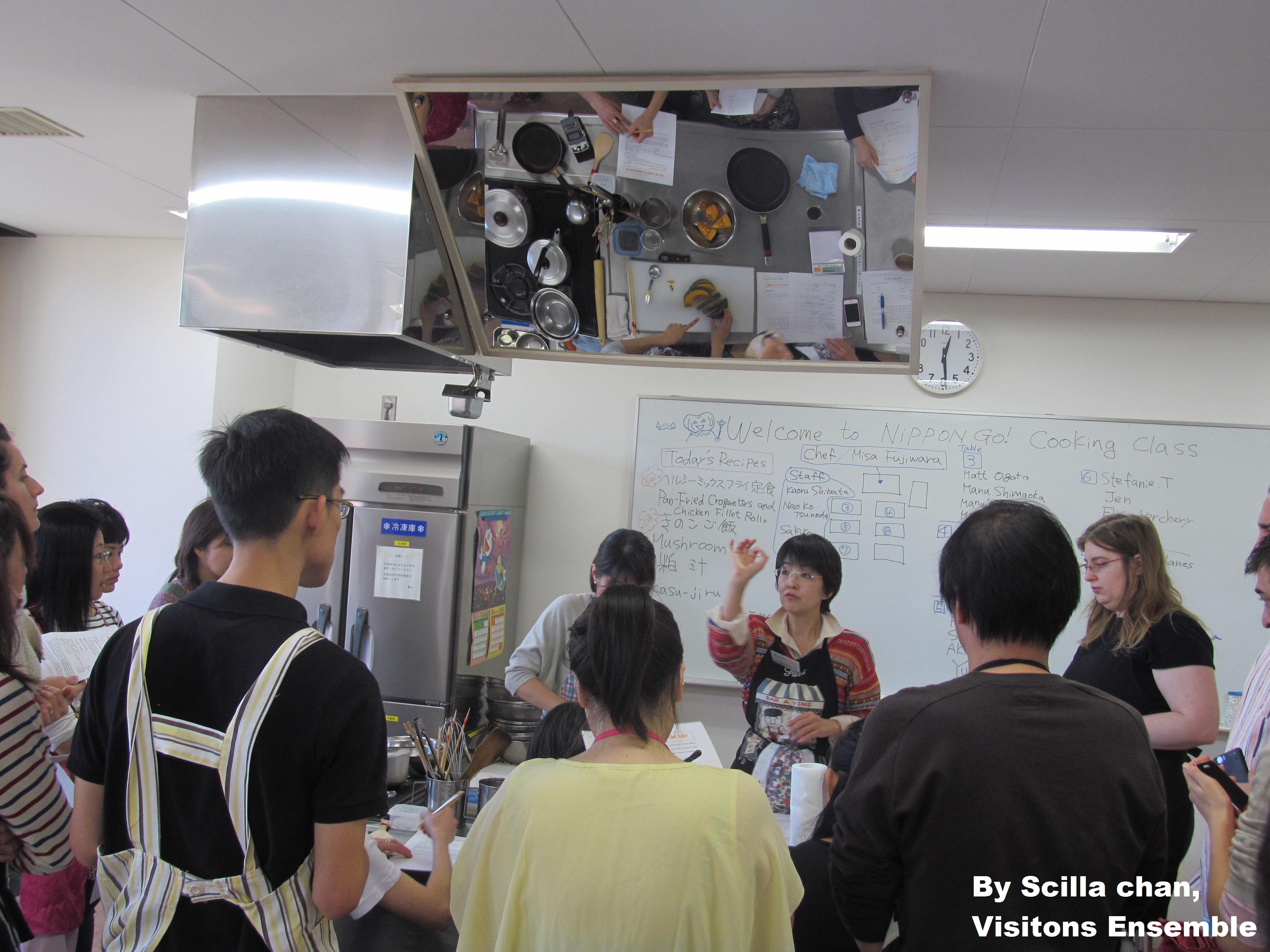Cours de cuisine japonaise kai gambalog - Cours cuisine japonaise ...