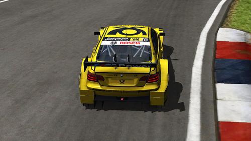 Team MTEK Timo Glock BMW M3