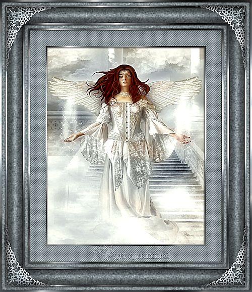 Cadres anges et fées 18