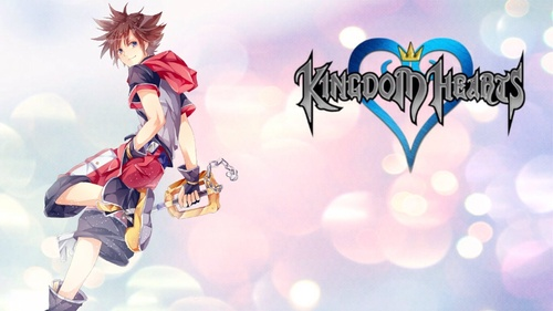 Montage Kingdom Hearts / 1000 visiteurs OMG merci !!