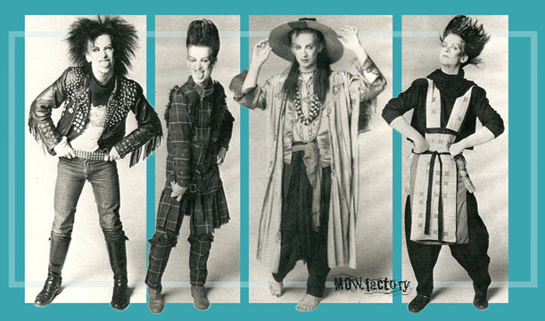 BOY GEORGE - 1980 - The Blitz