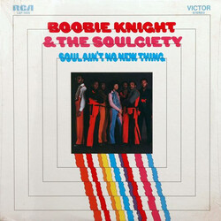 Bobbie Knight & The Soulsociety - Soul Ain't No New Thing - Complete LP
