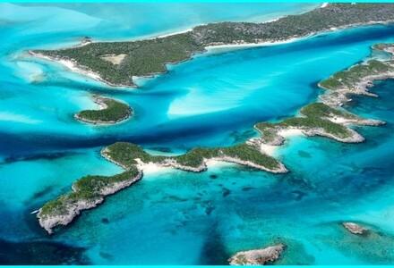 Les îles Exumas (image du Net)