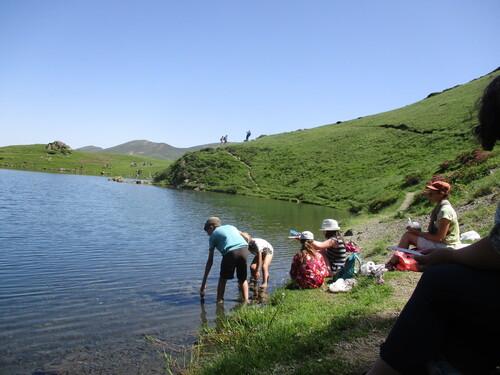 Rando/nonsco : lac de Bareilles (port de Balès) - 65/31