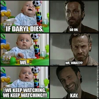 The Walking Dead Memes 16