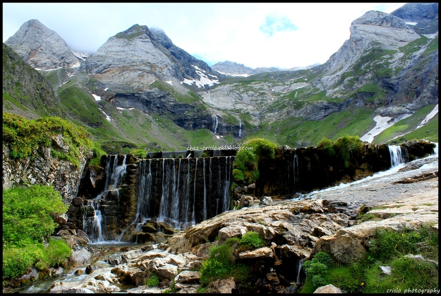 cascade et torrent