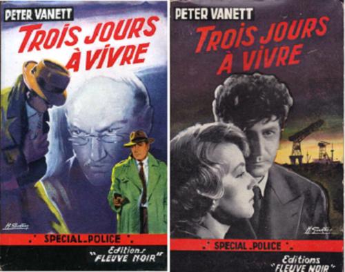 Trois jours à vivre, Gilles Grangier, 195
