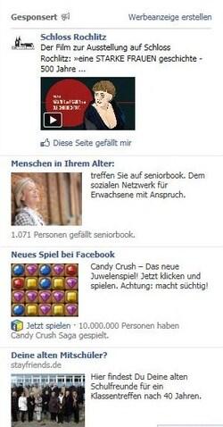 Senioren in sozialen Netzwerken