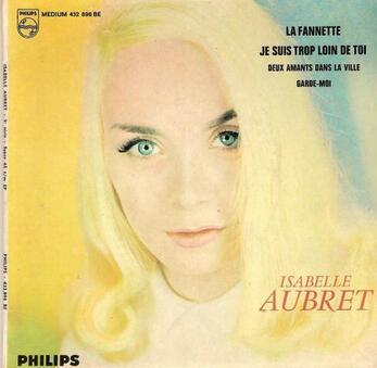 Isabelle Aubret, 1963