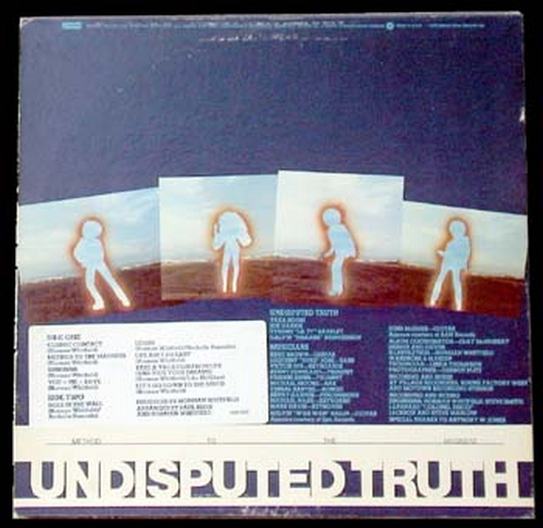 """1976 : Album """" Method To The Madness """" Whitfield Records WH 2967 [ US ]"""