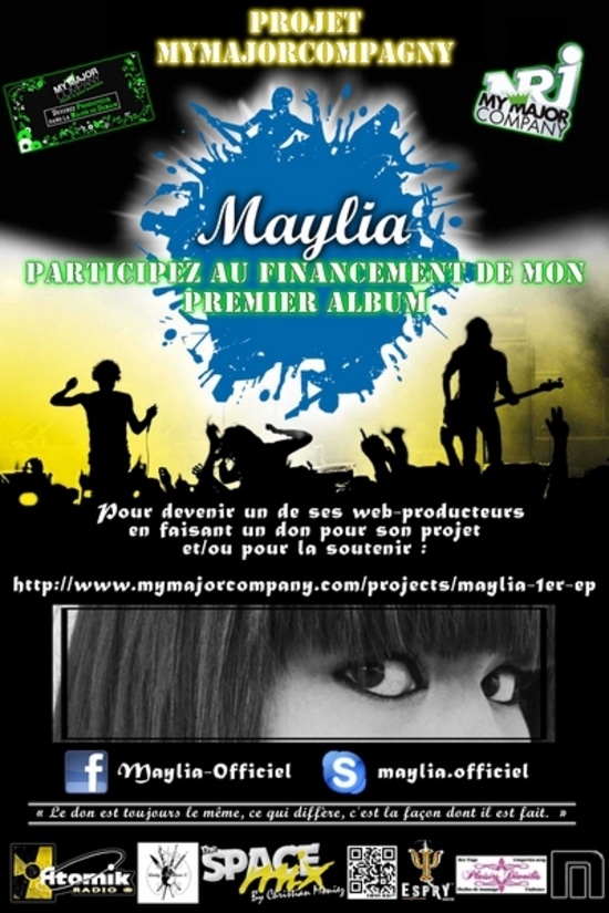 Affiche Maylia MyMajorCompagny (mini)