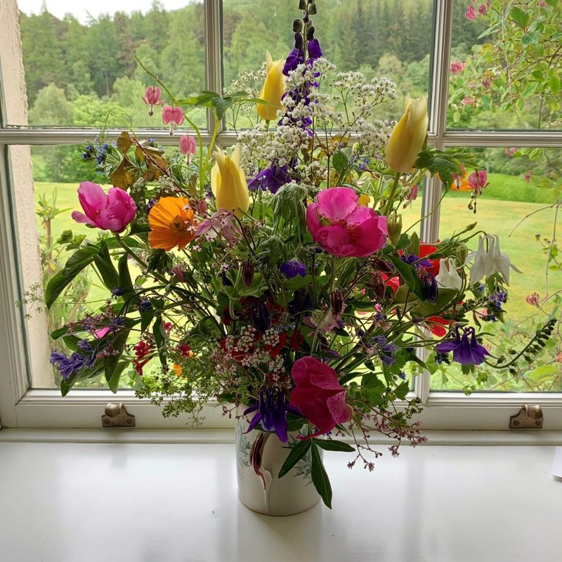 British Flowers Week (Clarence House)