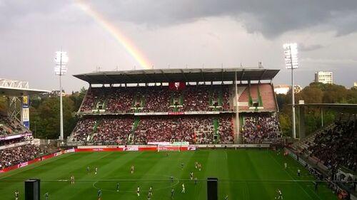 Metz-Lyon : 2 - 1