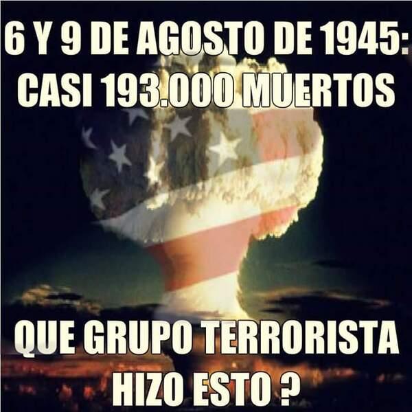 """Il y a 70 ans, Hiroshima et Nagasaki - le plus grand crime contre l'humanité """"à la seconde"""" de tous les temps"""