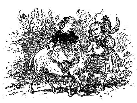 Bibi, Baba et Bobo - Jean Macé (Contes du Petit-Château)