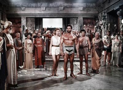 Les travaux d'Hercule (1958) - Pietro Francisci