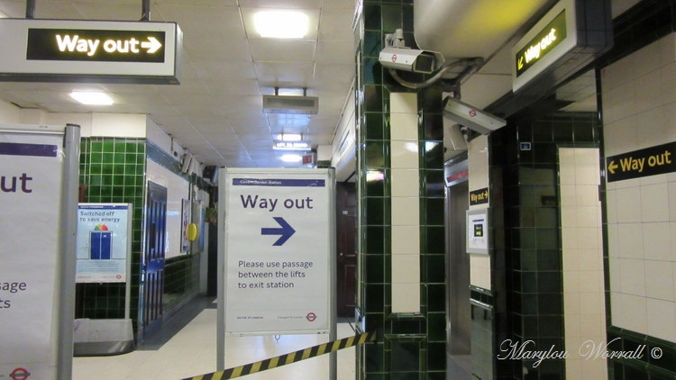 Londres : Gares