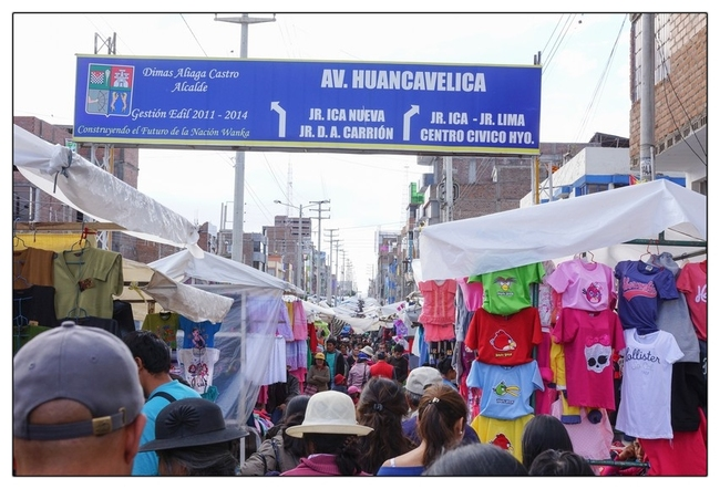 Huancayo - Lima