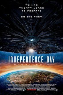 Independance Day : Resurgence - Roland Emmerich