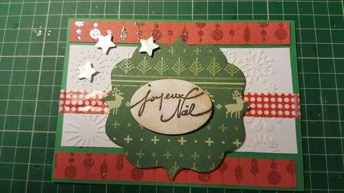 Atelier Carterie : Noël