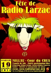 Fête de Radio Larzac