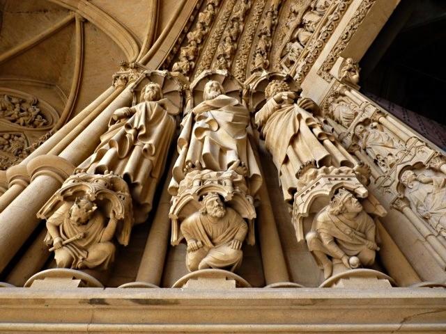 Cathédrale de Metz juin 2010 -31