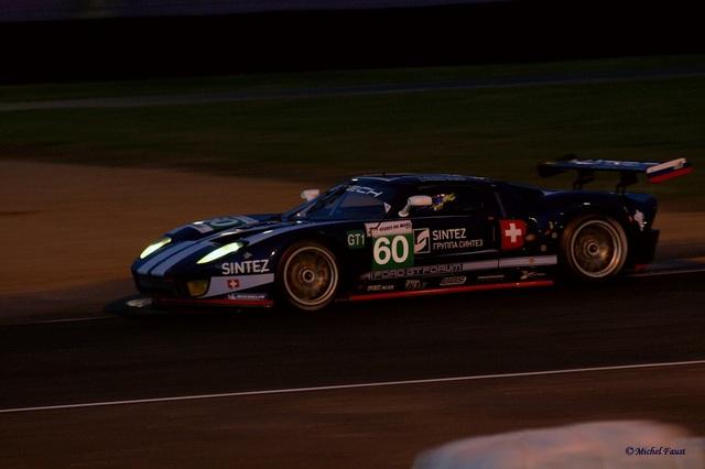 Le Mans 2010 Abandons I