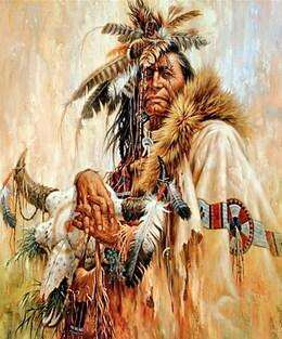 Chaman Blackfoot