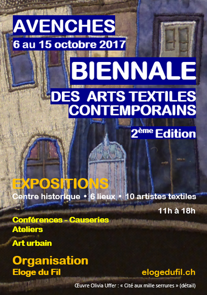 Biennale des Arts Textiles contemporains