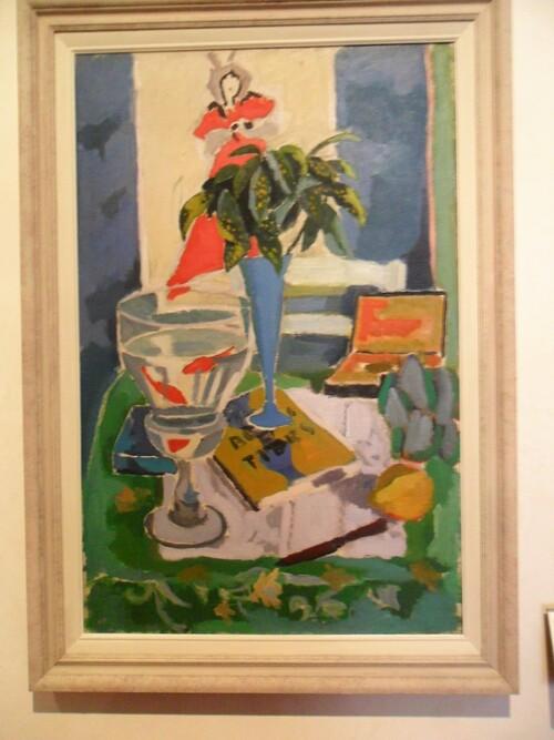 Au Musée Toulouse Lautrec - Albi
