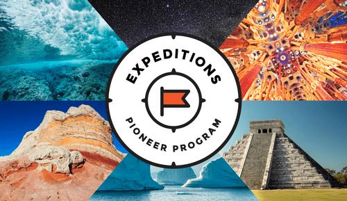 Google expédition l'app pour faire voyager vos élèves