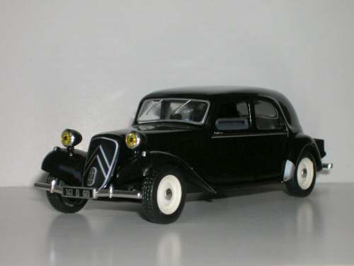 CITROEN TRACTION 11N 1957