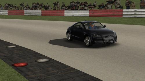 Audi TT 3.2 FSI V6