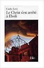 Le christ s'est arrêté à Eboli   Carlo Levi