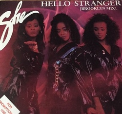 SHE - HELLO STRANGER (1990)