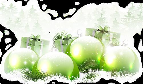 Boules de Noël Série