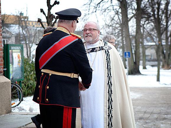 Le roi et l'évêque