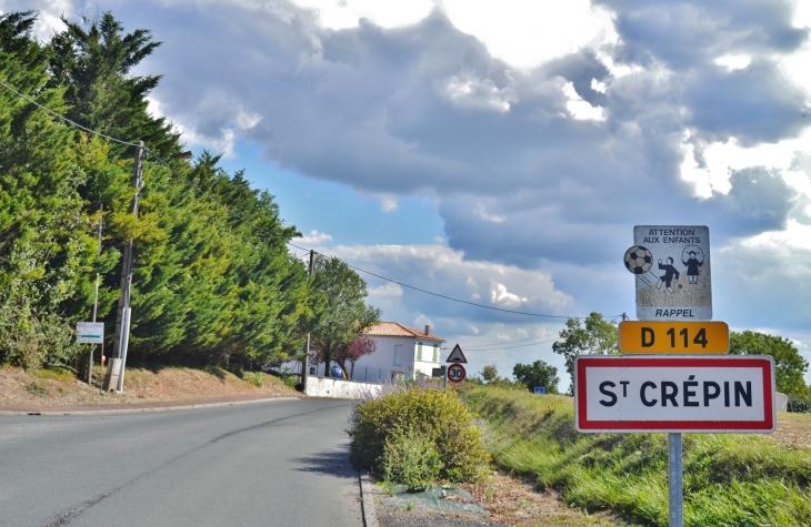- Saint-Crépin