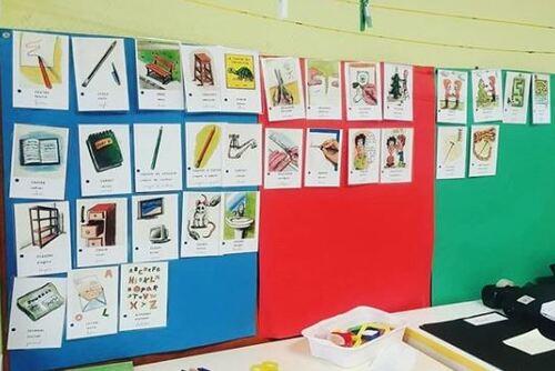 Une démarche pour l'apprentissage du lexique : Apprentilangue