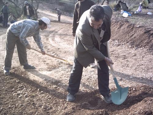 جمعية بن زمور الاجتماعية والتنمية تعود الى الميدان بعد ثلاثة اسابيع من الراحة