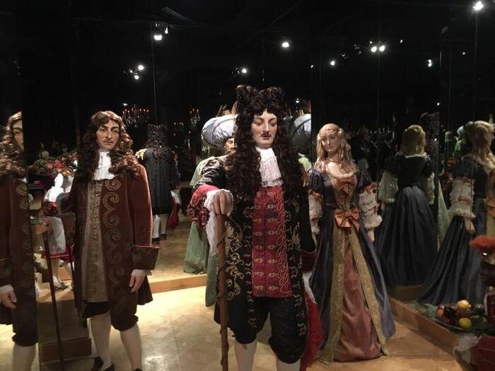 Visite Musée Grévin Paris.