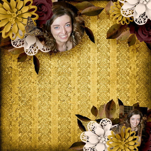 Kit and Templatepack The Warm Smell of Autumn d'Angelique's Scrap